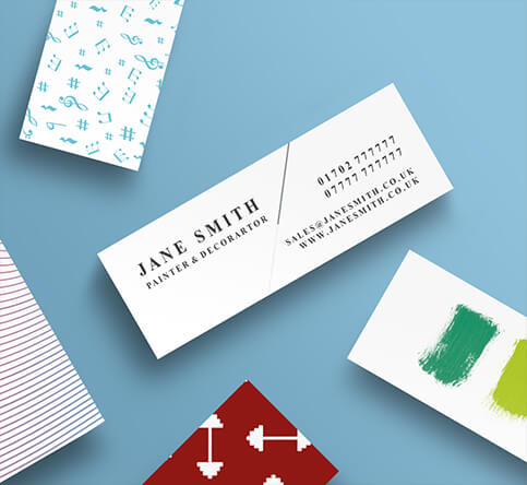 Mini business cards your digital printing company reheart Choice Image